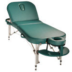EARTHWORKS TOUCH PLUS PROFESSIONAL ALUMINIUM MASSAGE TABLE