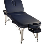 EARTHWORKS PERFORM PROFESSIONAL ALUMINIUM MASSAGE TABLE